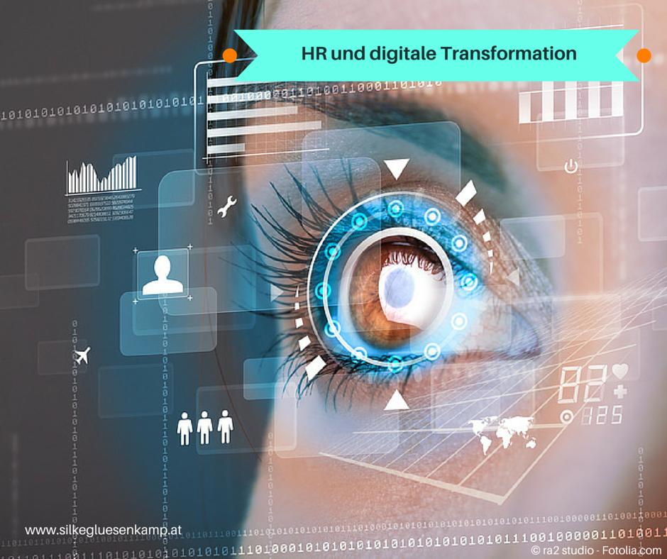 HR und digitale Transformation