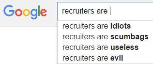 Recruiter sind