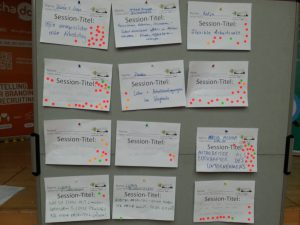 HR Barcamp Sessions