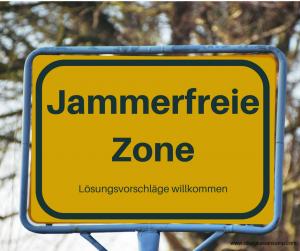 Jammerfreie Zone
