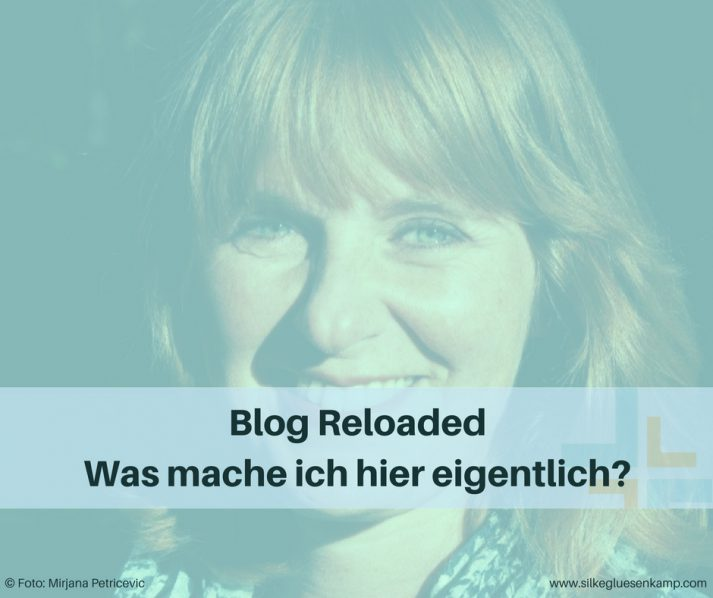 Silke Glüsenkamp Blog