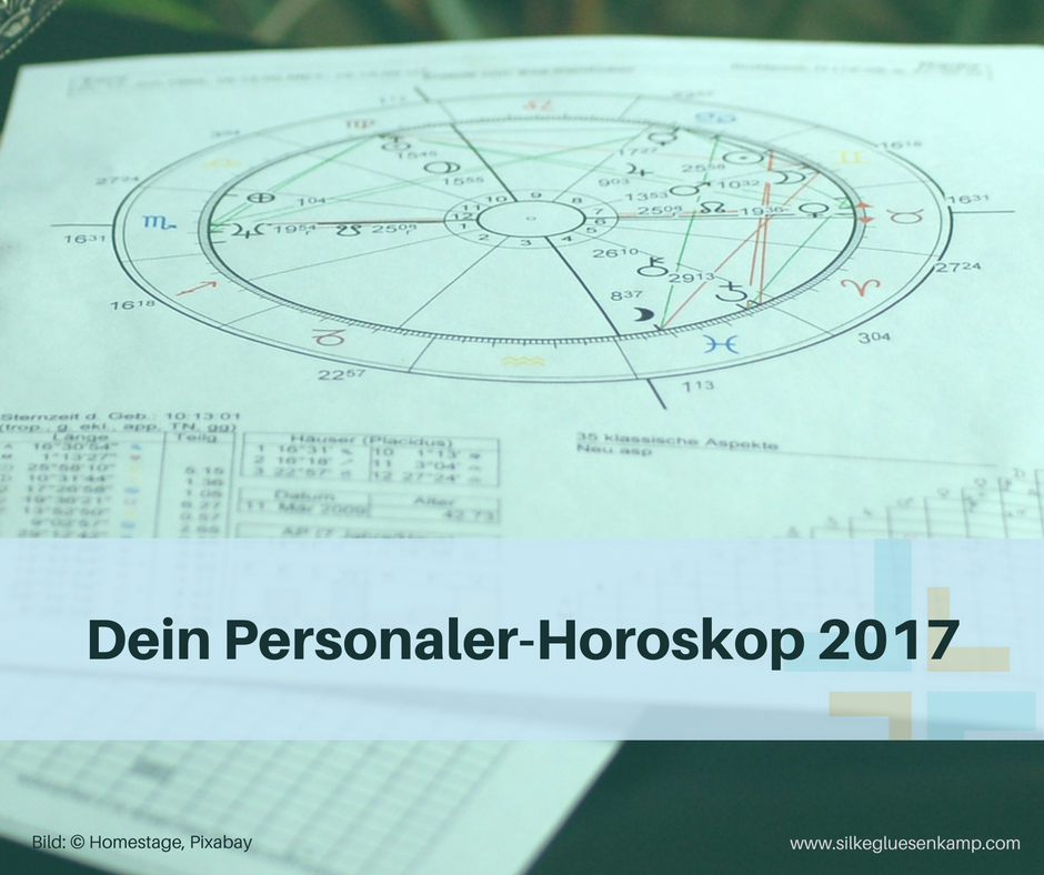 Personaler-Horoskop 2017