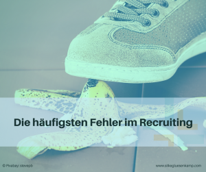 Recruitingfehler