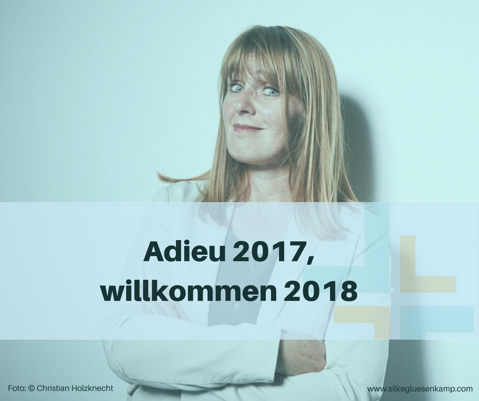 Silke Glüsenkamp Rückblick 2017